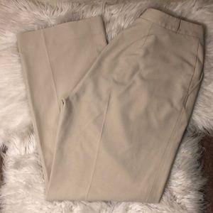 JOSEPHINE CHAUS CREAM DRESS PANTS